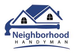 Neighborhood Handyman Logo