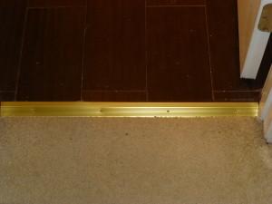 2 door frame after